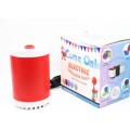 Accesorios de decoración para fiestas Bomba de globo eléctrica