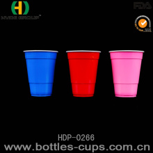 12oz 14oz 16oz Red Disposable Plastic Solo Cup