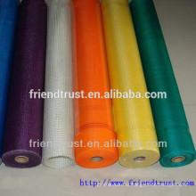 Red resistente de la fibra de vidrio del acoplamiento de la fibra de vidrio del álcali