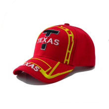 Sombrero de deporte bordado 3D acrílico