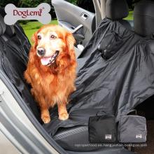Protector impermeable al por mayor de la cubierta de asiento de carro del animal doméstico del perro de Oxford