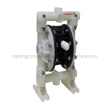 Air Operation Pump Air Driven Pneumatic Diaphragm Pump Plastic Pump (Qby-10)