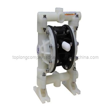 Luftbetrieb Pumpe Luftgetriebene pneumatische Membranpumpe Flüssigkeitspumpe (Qby-65)