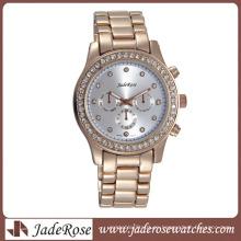 Reloj de cuarzo de alta calidad reloj de aleación de moda de encanto
