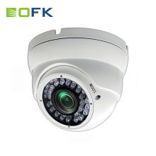 China fabricação de metal caixa de segurança 2mp 2.8-12mm câmera dome ip