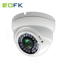 Китай производит металлический корпус безопасности 2-мегапиксельной 2,8-12 мм IP-купольная камера