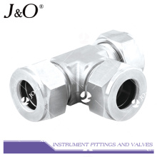 Swagelok Stainless Steel Tee Connector Pipe Fitting