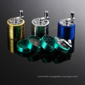 Aluminum Herb Grinder for Wholesale Buyer with Various Color (ES-GD-018)