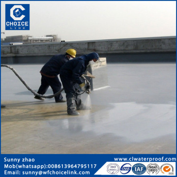 High quality Polyurethane waterproofing coating