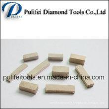 Quanzhou Rapide Vitesse de Coupe Haute Qualité Marbre Granit Basal Segment