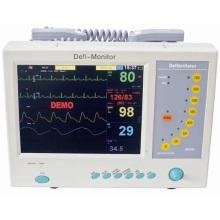 Monitor de desfibrilador cardíaco bifásico manual
