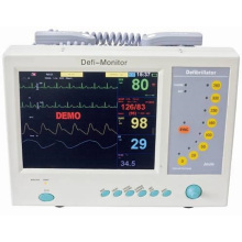 Manual Biphasic Cardiac Defibrillator Monitor