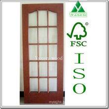 Different Design Swing/Sliding Open Wooden French Door