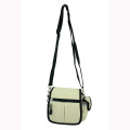 Outdoor Small Messenger Bag with Adjustable Shoulder Belt