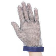Stainless+Steel+Wire+Mesh+Butcher+Glove