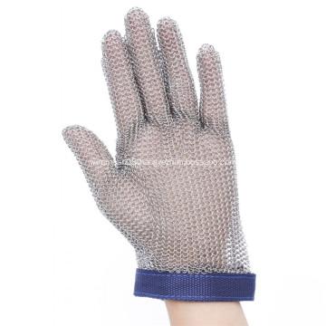 Stainless Steel Wire Mesh Butcher Glove