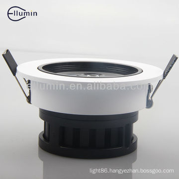 white face high power 5W led down light