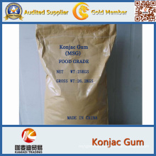 High Transparant and Viscosity Konjac Gum