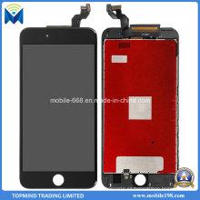 100% de control de calidad aprobado para iPhone 6s Plus LCD con digitalizador táctil con marco