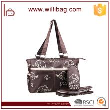 El bolso al por mayor plegable del sueño del bebé empaqueta el bolso multifuncional, bolso de la mamá