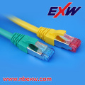 Duplex OM3 50/125um SMA To SMA Optic Fiber Patch Cable With Hight Return Loss