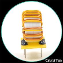 Inductor toroidal de alta calidad de la bobina de la base de la línea eléctrica