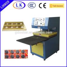 Máquina de selagem de purificador de aço inoxidável