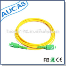 SC-SC optical fiber patch cord multi/single mode outdoor fiber patch cord