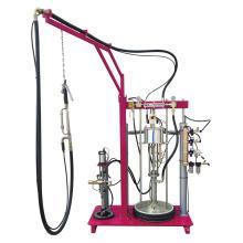 Extrudeuse pneumatique de mastic à deux composants