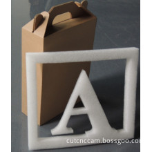 cad cutting table corrugated box making machine