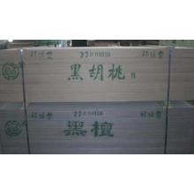 Engenharia de madeira de nogueira / madeira de nogueira artificial