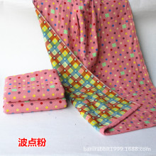 100% Baumwolle Baby Musselin Swaddle / Baby Swaddle Decke mit 70X140cm