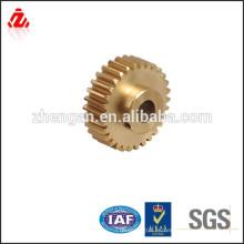 China de fábrica de acero inoxidable cnc piezas de mecanizado
