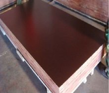 Marine Construction Waterproof Film Faced Plywood