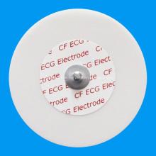 Professional Adult Round PE Foam ECG Monitoring Electrode