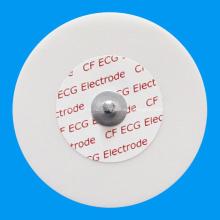 Профессиональный взрослый круглый пены PE мониторинг ЭКГ электрод