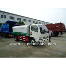 Dongfeng FRK camión de basura Hermetic 4-5 cbm en venta