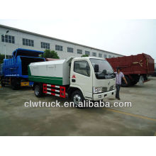 Dongfeng FRK Hermetic Garbage Truck 4-5 cbm on sale
