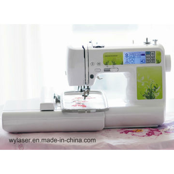 Home Use Embroidery Machine for Household & DIY Embroidery & Sewing