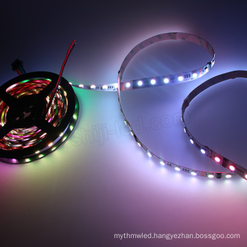 waterproof addressable dmx rgb led strip lighting for DJ night club ceiling indoor outdoor decoration