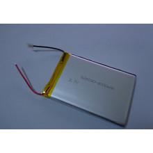 Batería 606090 3.7V 4000mAh del Li-Polímero de la fábrica china