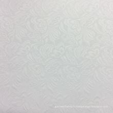 Fleur tissu Jacquard vêtement, canapé tissu, tissu de coussin