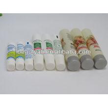 Tipos de transparente tubo de plástico transparente para doces
