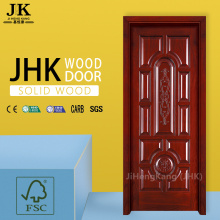 Porte en bois massif JHK-Main Door Carving Design