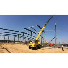 Atelier de structure / Atelier sur la structure en acier (CH-39)