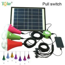 Smart LED Solar Home Lamp Bulbs Solar Lighting