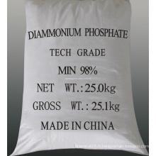 DAP 18-46-0 phosphate de diammonium pour engrais