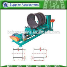 flange pipe profile machine