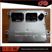 Komatsu SAA6D107E Controller 600-467-1100 600-467-1200