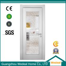 Noyau creux intérieur de porte en bois composé / style adapté aux besoins du client de noyau solide